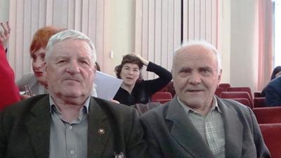 В.О.Черноморець та О.Д.Харченко