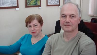 Н.П.Тріпутіна та І.В.Шуйський