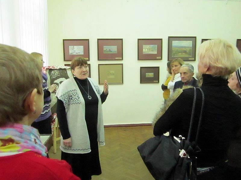 Екскурсія до Харківського художнього музею.