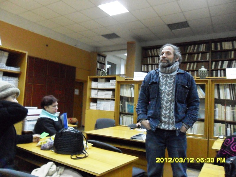Філолог М.М.Красиков.
