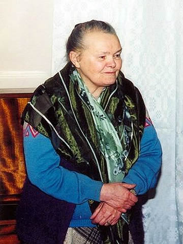 Шерстюк Тетяна Григорівна