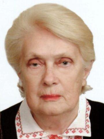 Столярова Анна Петрівна